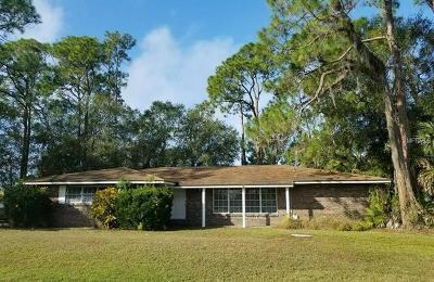 Port Charlotte FL Single Family Home For Sale: $160,000