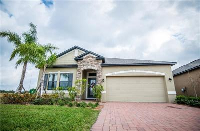 Port Charlotte Single Family Home For Sale: 3735 Pebble Terrace
