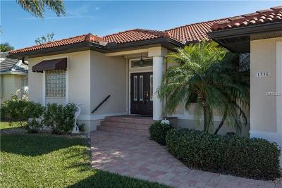 Punta Gorda Single Family Home For Sale: 1335 Pine Siskin Drive
