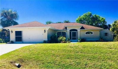 Single Family Home For Sale: 1789 Raywood Avenue