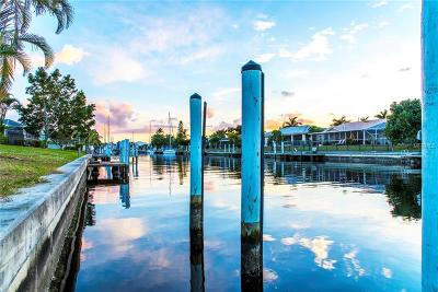 Punta Gorda Single Family Home For Sale: 45 Ocean Drive