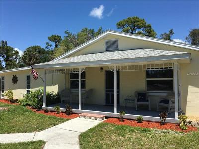 Englewood, North Port Single Family Home For Sale: 298 W Wentworth Street