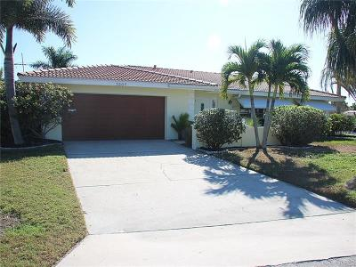 Punta Gorda Single Family Home For Sale: 1201 Santana Court