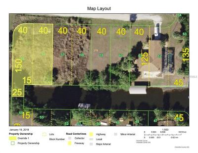 Punta Gorda Residential Lots & Land For Sale: 26415 Victory Court