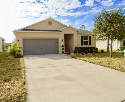 Punta Gorda Single Family Home For Sale: 10185 Winding River Road