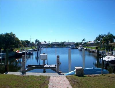 Punta Gorda Single Family Home For Sale: 2425 Via Veneto Drive
