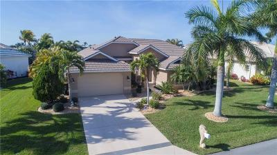 Punta Gorda Single Family Home For Sale: 3657 S Crete Drive