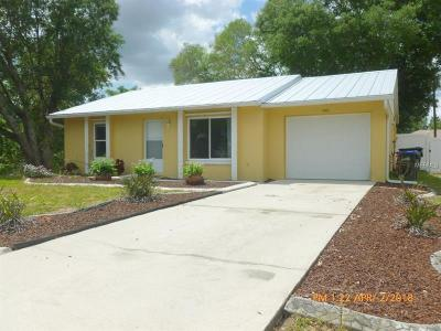 Single Family Home For Sale: 3463 Atwater Drive