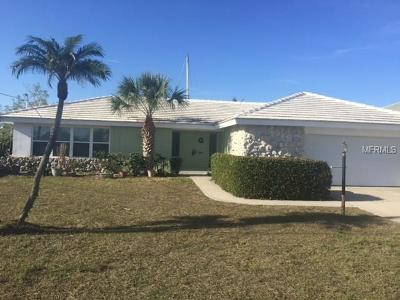Punta Gorda Single Family Home For Sale: 179 Crescent Drive