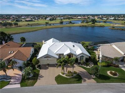 Punta Gorda Single Family Home For Sale: 3807 Bordeaux Drive