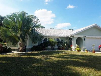 Punta Gorda FL Single Family Home For Sale: $259,000