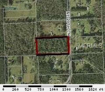 Bradford County Residential Lots & Land For Sale: NE 20th Ln