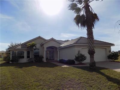 Punta Gorda Single Family Home For Sale: 24479 Tia Court