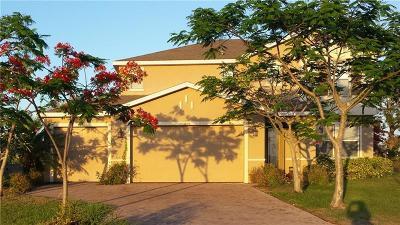 Punta Gorda Single Family Home For Sale: 16140 Badalona Drive
