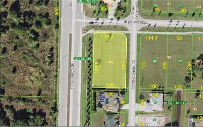 Punta Gorda Isles Sec 18, punta gorda isles sec 18, Punta Gorda Isles Sec 18 Burnt Store Meadows, Punta Gorda Isles Sec 18, Burnt Store Meadows Residential Lots & Land For Sale: 871 Royal Poinciana
