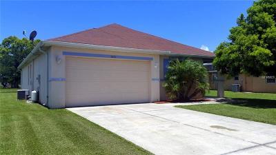 Punta Gorda Single Family Home For Sale: 16132 Alcira Cir