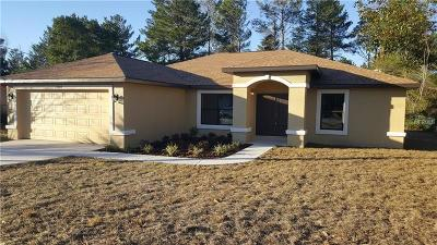 Charlotte County Single Family Home For Sale: 13176 Rouding Circle