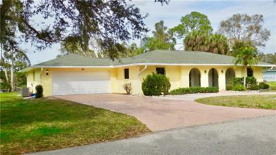 Venice Single Family Home For Sale: 301 Beverly Road