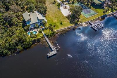 Punta Gorda Single Family Home For Sale: 6350 Riverside Drive