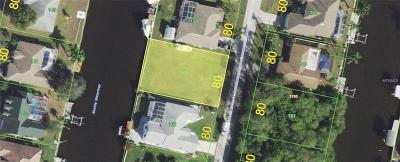 Port Charlotte Residential Lots & Land For Sale: 5239 Conner Terrace