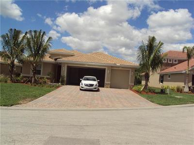 North Fort Myers Single Family Home For Sale: 13451 Seaside Harbour Drive