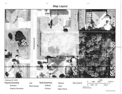 Port Charlotte Residential Lots & Land For Sale: 520 Kensington Street