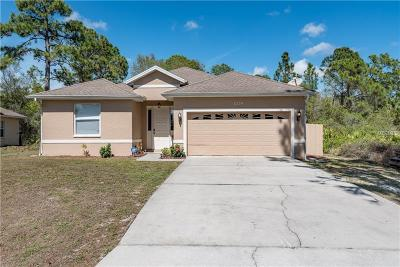 Single Family Home For Sale: 6174 San Salvador Road