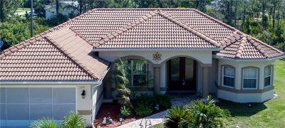 Port Charlotte Single Family Home For Sale: 5320 White Avenue