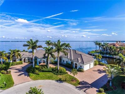 Punta Gorda Single Family Home For Sale: 4 Ocean Drive