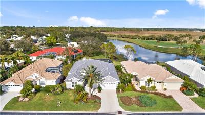 Venice Golf & Country Club Single Family Home For Sale: 405 Wellington Court