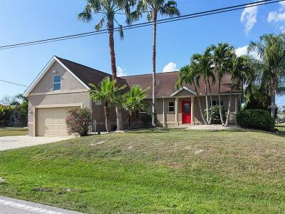 Punta Gorda Single Family Home For Sale: 2927 Riverside Drive
