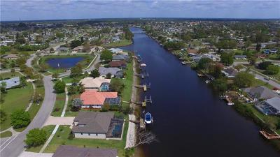 North Port Single Family Home For Sale: 6780 Pan American Boulevard