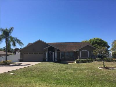 Port Charlotte Single Family Home For Sale: 1009 Presque Isle Drive