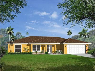 Punta Gorda Single Family Home For Sale: 485 Santiguay Street