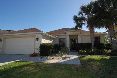 Port Charlotte Single Family Home For Sale: 2708 Suncoast Lakes Boulevard