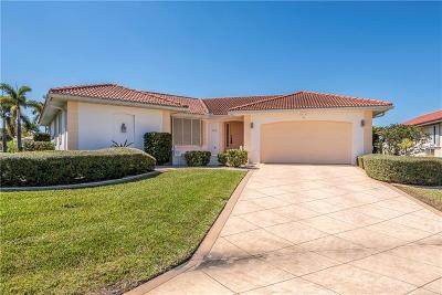Punta Gorda Single Family Home For Sale: 2143 Wyatt Circle