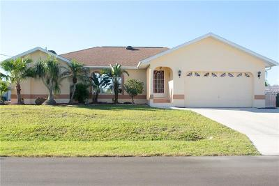 Punta Gorda Single Family Home For Sale: 715 Sturgeon Place