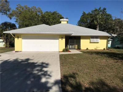 Punta Gorda Single Family Home For Sale: 5712 Oakview Lane