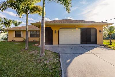 Port Charlotte Single Family Home For Sale: 15494 Ancel Circle