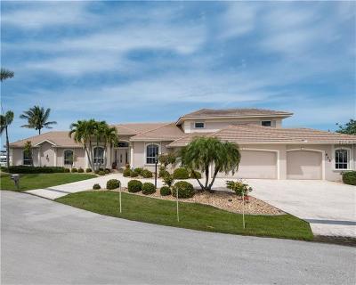 Punta Gorda FL Single Family Home For Sale: $1,150,000