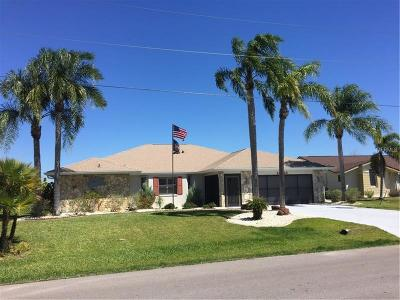 Punta Gorda Single Family Home For Sale: 25426 Saint Helena Lane