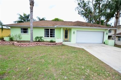 Punta Gorda Single Family Home For Sale: 261 Summerset Drive