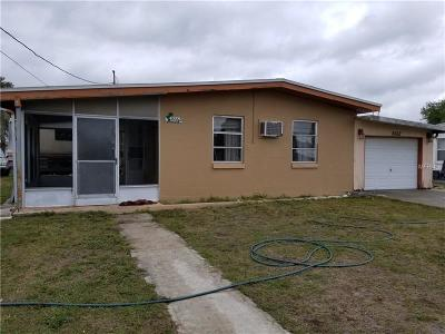 North Port Single Family Home For Sale: 8662 Aero Avenue