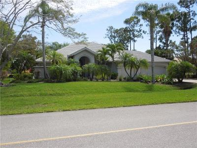 Punta Gorda Single Family Home For Sale: 5071 Cape Cole Boulevard