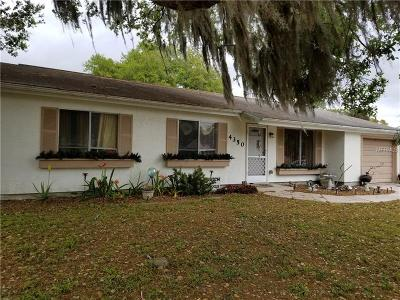 North Port Single Family Home For Sale: 4350 Maraldo Avenue