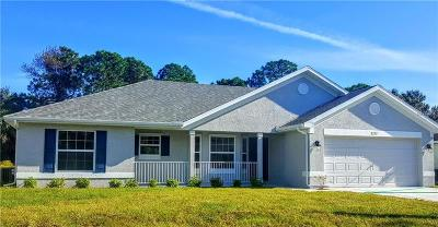 Rotonda, Rotonda West, Rotonda Lakes Single Family Home Sold: 229 Mariner Lane