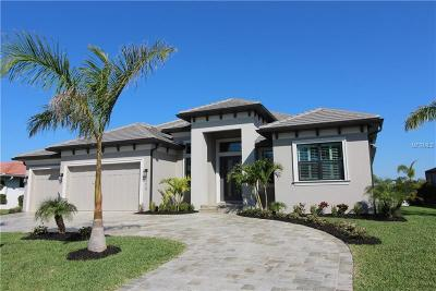 Punta Gorda Single Family Home For Sale: 4006 San Massimo Drive