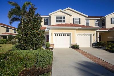 North Port Townhouse For Sale: 1244 Jonah Drive