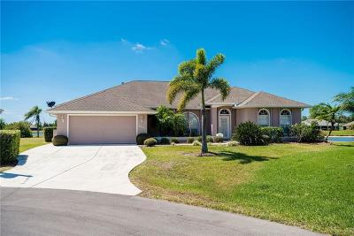 Punta Gorda Single Family Home For Sale: 2407 Sofia Lane