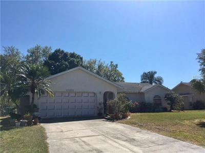 Englewood FL Single Family Home For Sale: $184,900